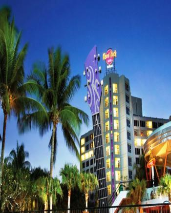 Hard Rock 4* Pattaya
